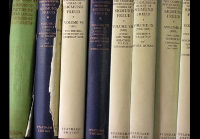 Freud Volumes