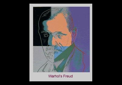 Warhol Freud